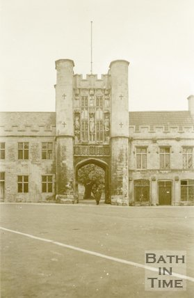 Wells, Bishop's Eye, 1945