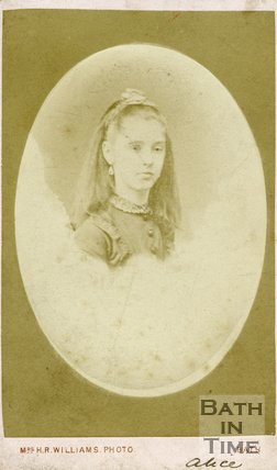 Trade Card, Photographic Portrait Carte de Visite, c.1880s?