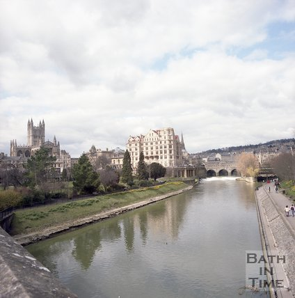 The Empire Hotel, Bath, March 1996