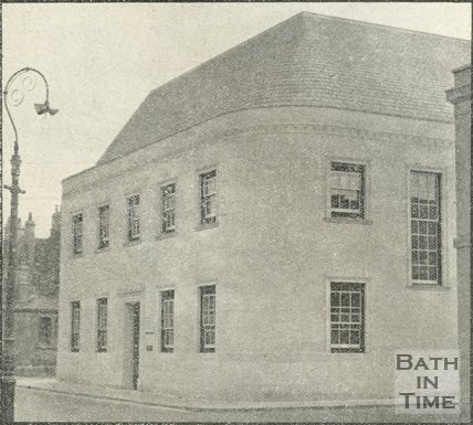 The newly competed Employment Exchange, James Street West, Bath, September 1938