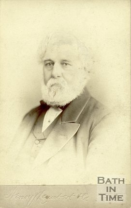 Portrait of Alderman Bright