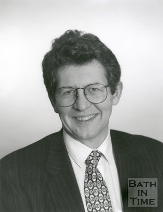 Photograph of Don Foster, 1996