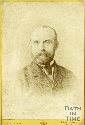 Portrait of E.T.D Foxcroft