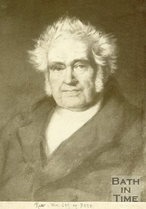 Portrait of Reverend William Jay (1769-1853)