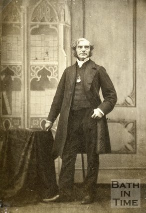 Photograph of Reverend Charles Kemble