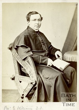 Portrait of Reverend E. Williams