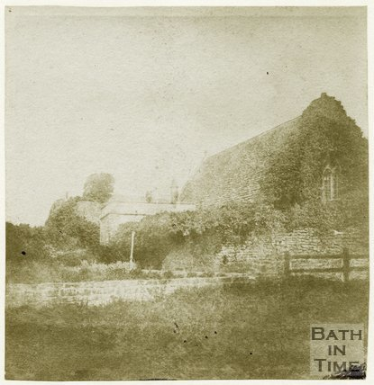 The Chapel at Farleigh Castle, Wiltshire, 1849