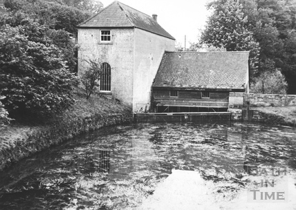 Claverton Pumping Station from the south side 1956