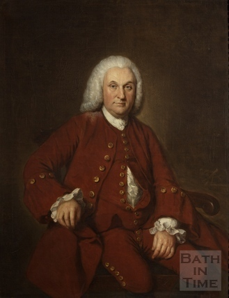 Henry Wright Esquire, Surgeon 1742