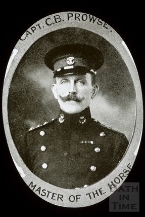 Bath Historical Pageant. Episode 6. Captain C.B. Prowse. Master of the Horse July 1909
