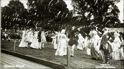 Bath Historical Pageant. Episode 7. The Grand Parade July 1909