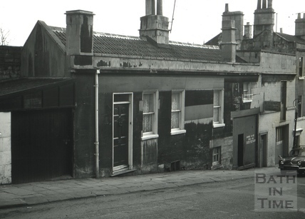 The Bunch of Grapes, 23, Morford Street, Bath 1966
