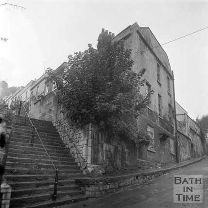 1 Highbury Terrace, Snow Hill, Bath, 15 September 1973