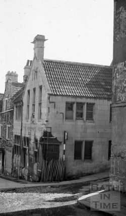 The Workman's Rest, 21, Holloway, Bath 1965