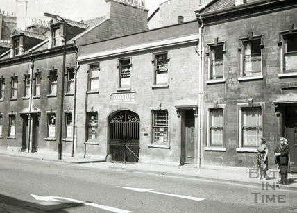 The Walcot Brewery, Anglo Terrace, London Road, Bath 1965