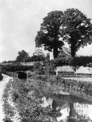 Combe Hay Tunnel, Somersetshire Coal Canal c.1880