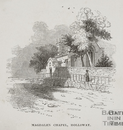 Magdalen Chapel, Holloway, Bath 1848