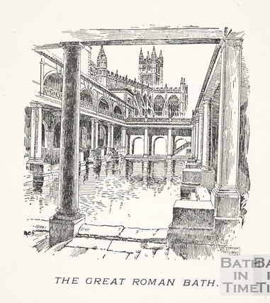 The Great Roman Bath, Bath