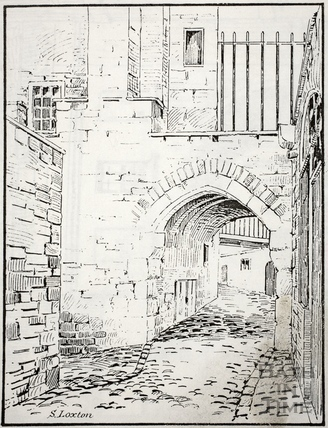 The East Gate, Bath c.1890-1920