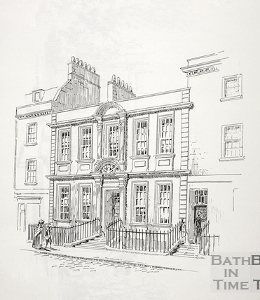 General Wolfe's House, 5, Trim Street, Bath c.1890-1920