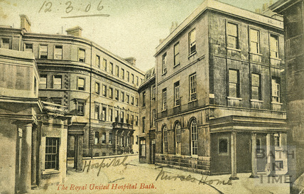 The Royal United Hospital, Bath c.1906