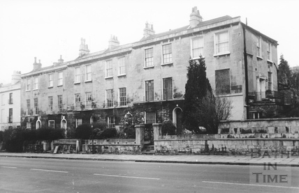 Worcester Terrace, London Road, Bath