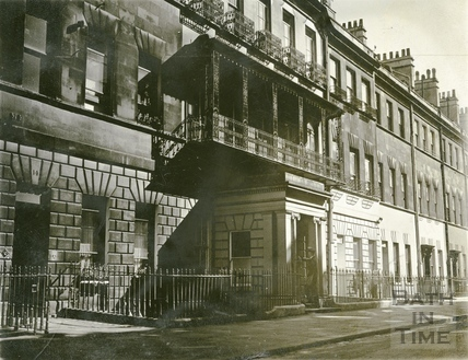Grosvenor Place, Bath c.1930
