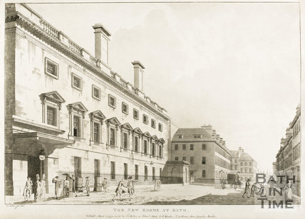 The New Rooms, Bath 1779