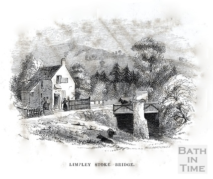 Limpley Stoke Bridge 1848
