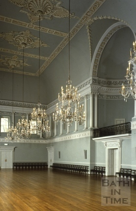 The Ball Room, Assembly Rooms, Bath