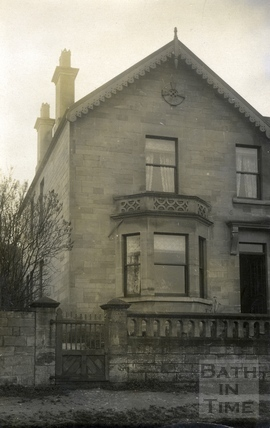 Fern Lea, The Ley, Devizes Road, Box c.1920?