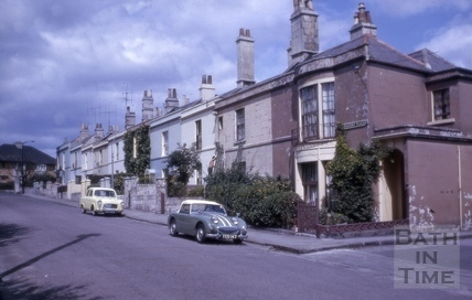 Beaufort Place, Bath 1964