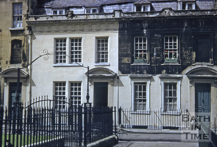 19 & 20, Beauford Square, Bath 1954