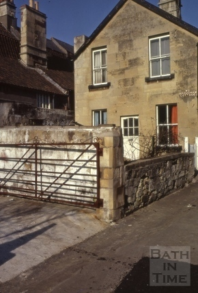 2, Brougham Cottages, Larkhall, Bath 1973
