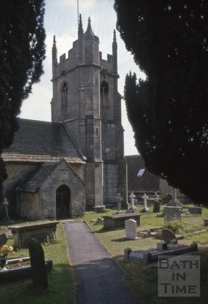 St. James's Church, South Stoke 1970