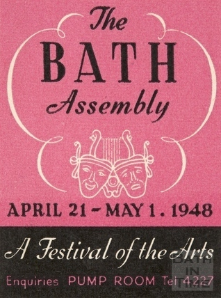 The Bath Assembly sticker 1948