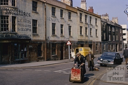 12 to 18, Corn Street and 1 & 2, Corn Street Place, Bath 1969