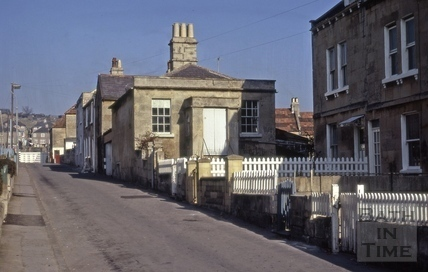 1 & 2, Garfield Terrace and Dafford Street, Larkhall, Bath 1973