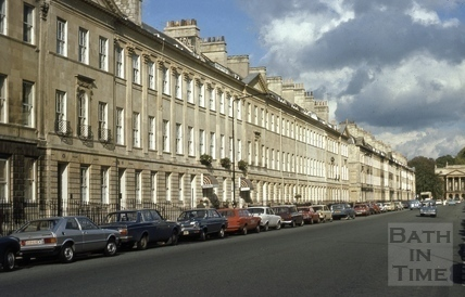 Great Pulteney Street, Bath 1976