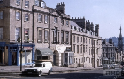 3 to 11, Fountain Buildings, Lansdown Road, Bath 1985