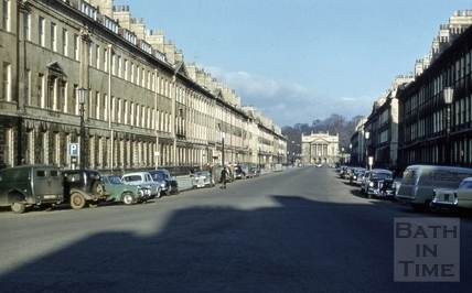 Great Pulteney Street, Bath 1963