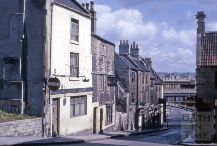 2 to 18, Holloway, Bath 1963