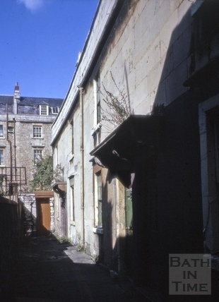3 & 4, Trinity Place, James Street West, Bath 1965