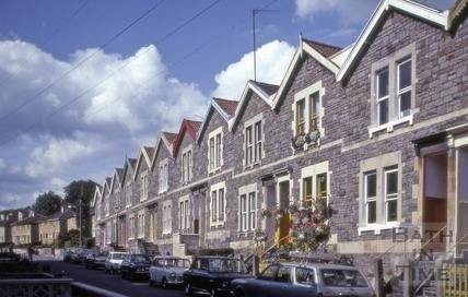 41 to 51, Hungerford Road, Lower Weston, Bath 1982