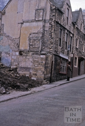 17 & 19, Holloway, Bath 1964