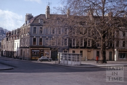 5 to 9, Kingsmead Square and 85 to 90, Avon Street, Bath 1965