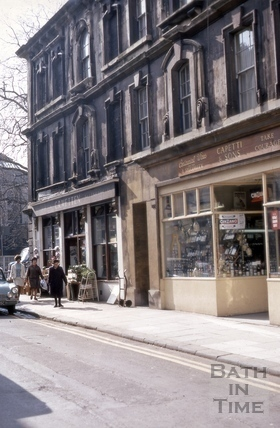 Rosewell House, 12 to 14, Kingsmead Square, Bath 1969