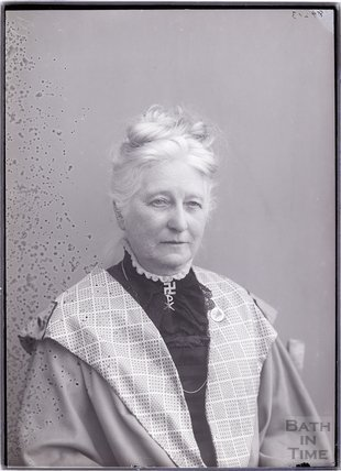 Suffragette Lilias Ashworth Hallett 1911