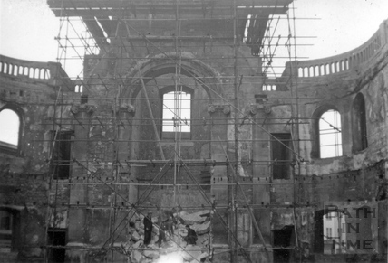 Interior of St. James's Church, Bath c.1957