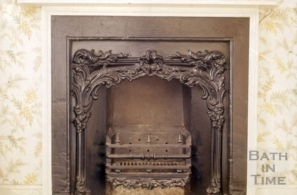 Fireplace, 3, Roseberry Place, Lower Bristol Road, West Twerton, Bath 1964